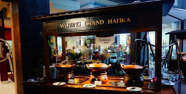 Grand Hatika Hotel Belitung - Breakfast