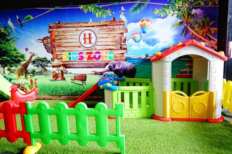 Grand Hatika Hotel Belitung - Kid Zone
