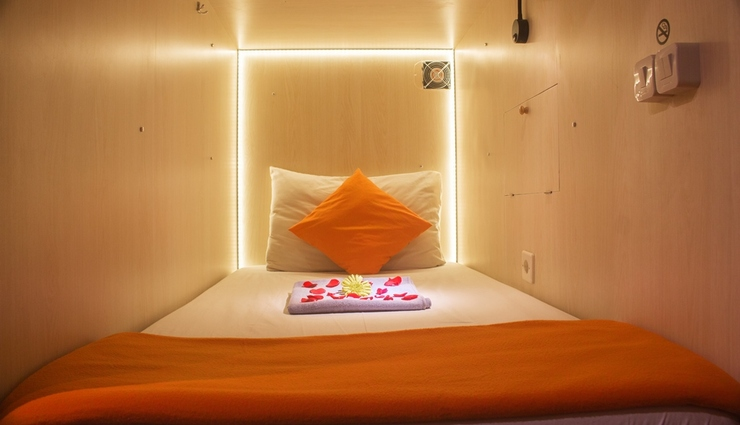 Capsleep Cihampelas Bandung - Single Room
