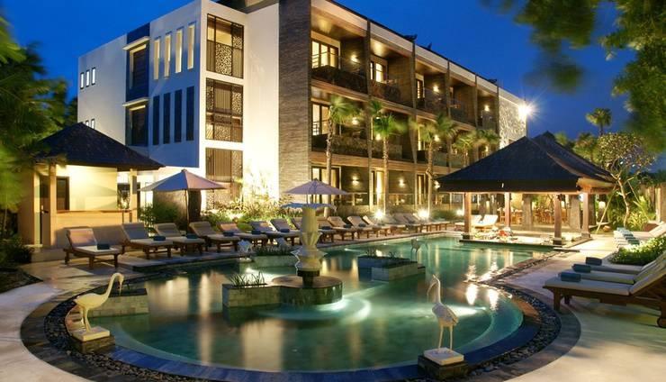Seminyak Beach Resort Bali - The Room Garden - Eksterior