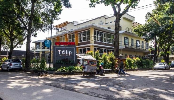 Tulip Guest House Bandung Bandung - Exterior