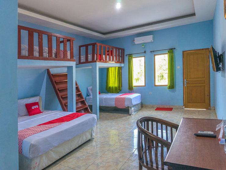 OYO 1525 Benson Hotel Pangandaran - Bedroom