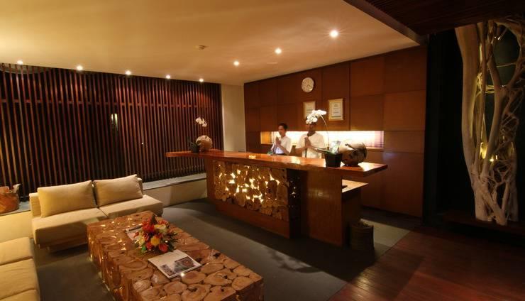 Ubud Green Ubud - Front Office