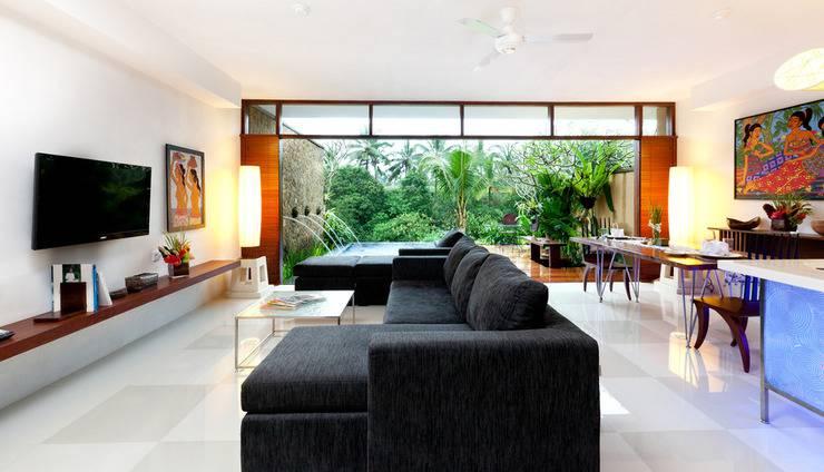 Ubud Green Ubud - Villa 1 Kamar dengan Kolam Renang