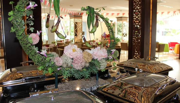 Horison Plaza Inn Kendari - Restoran