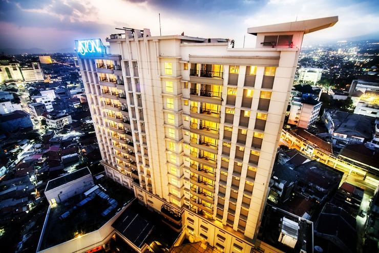 Aston Braga Hotel & Residence Bandung - Featured Image