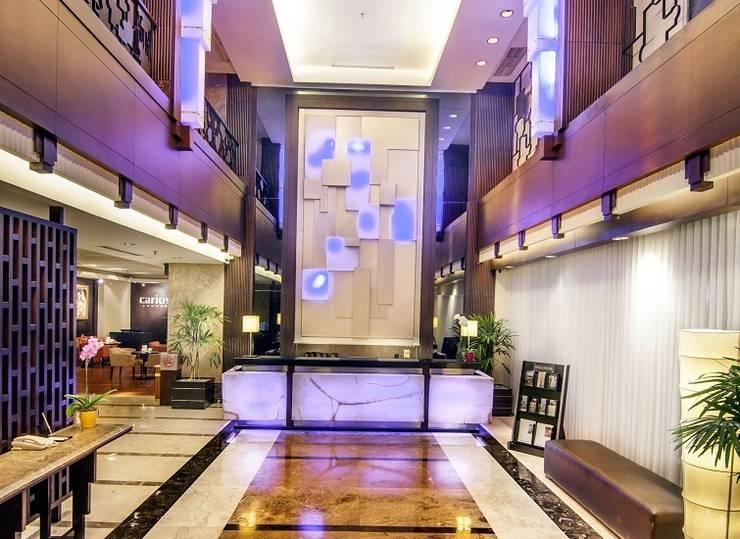 Aston Braga Hotel & Residence Bandung - Lobby