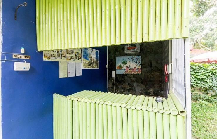 RedDoorz near GOR Padjajaran Bogor - receptionis