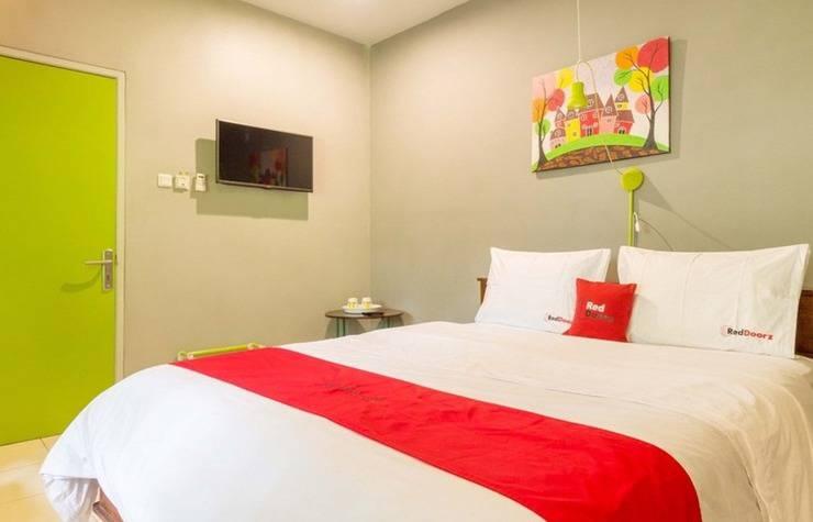 RedDoorz near GOR Padjajaran Bogor - Kamar tidur