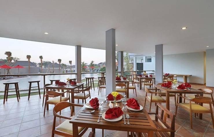 Grand Kesambi Resort and Villa Bali - Restaurant