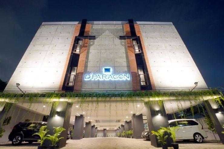 D'Paragon Kebon Jeruk Jakarta - Exterior