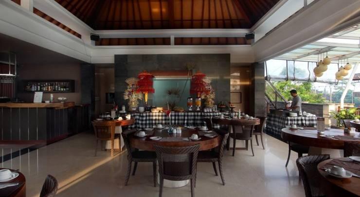 Aria Exclusive Villas & Spa Bali - Restaurant