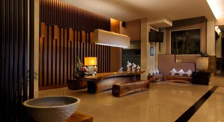 Aria Exclusive Villas & Spa Bali - Resepsionis