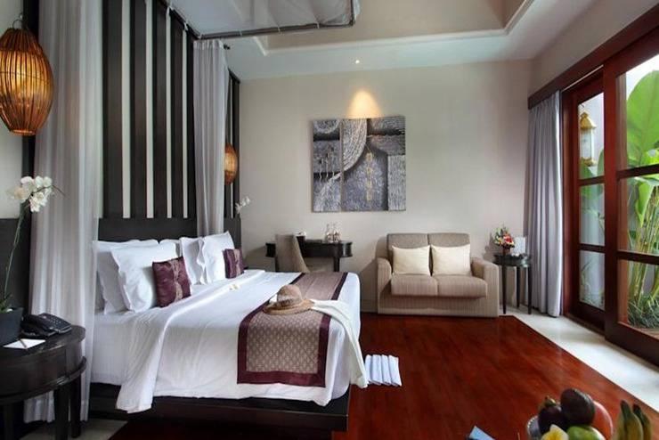 Aria Exclusive Villas & Spa Bali - Kamar tamu