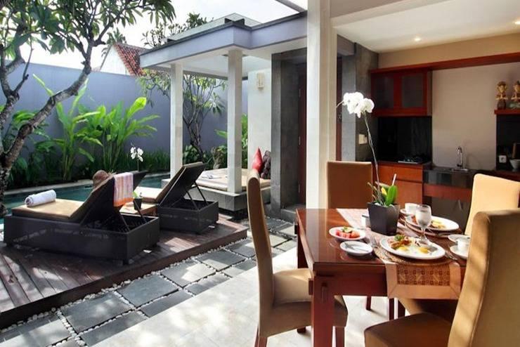 Aria Exclusive Villas & Spa Bali - Eksterior