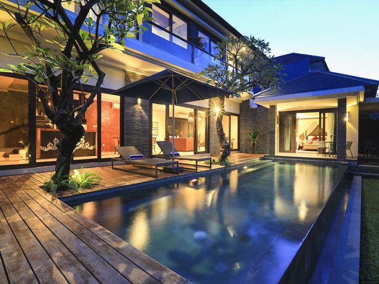 Natya Residence Jimbaran Bali - Pool