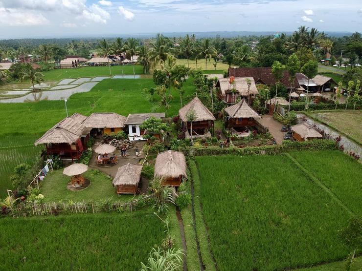 Pondok Indah Bungalow Lombok - View