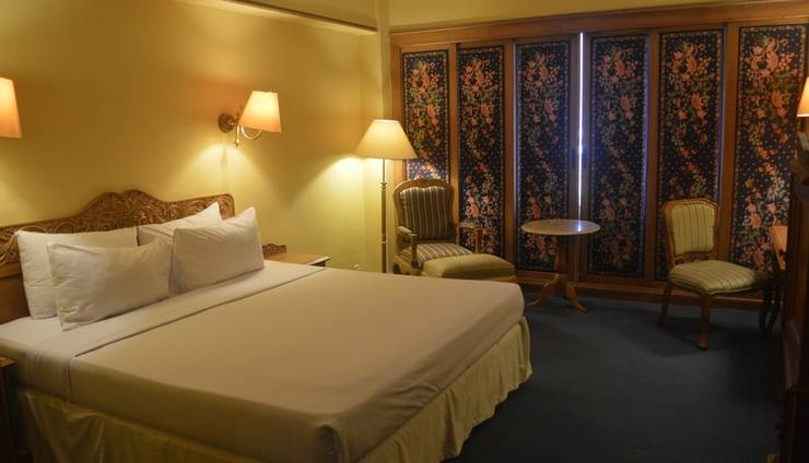 Hotel Mutiara Yogyakarta - Deluxe Double