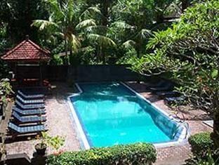 Artini 3 Cottages Bali - Kolam Renang
