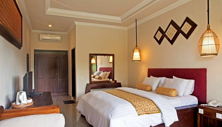 Artini 3 Cottages Bali - Duble kamar 2