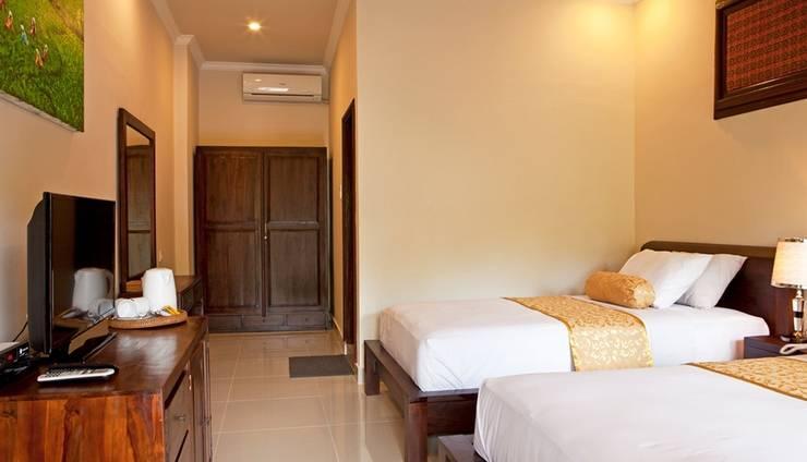 Artini 3 Cottages Bali - Kamar Twin