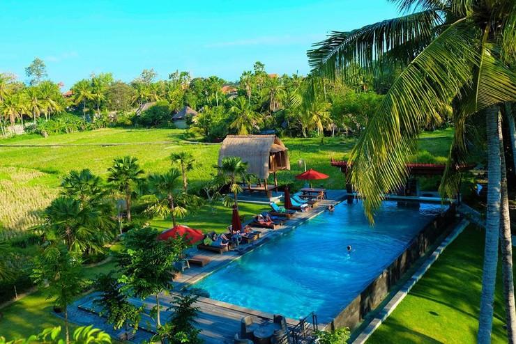 Artini 3 Cottages Bali - exterior