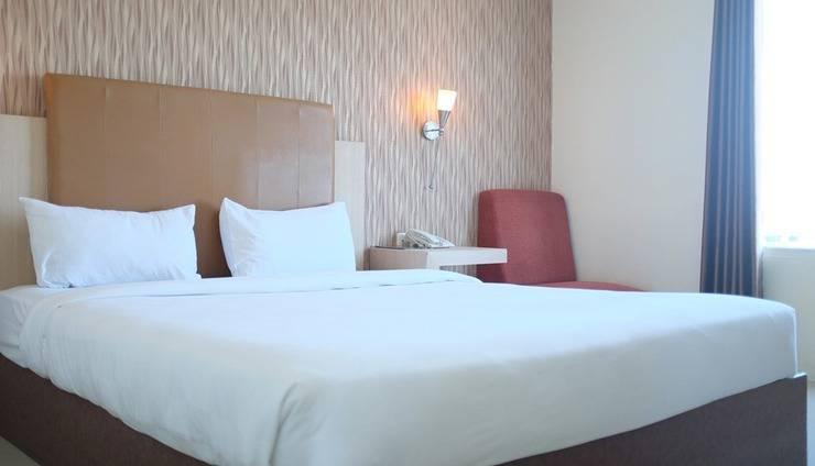Gahara Hotel Makassar - Room
