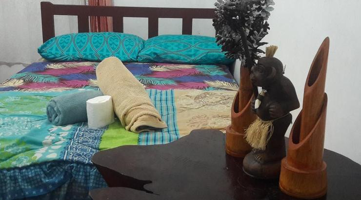 Marselino's Homestay Ngada - Guest room