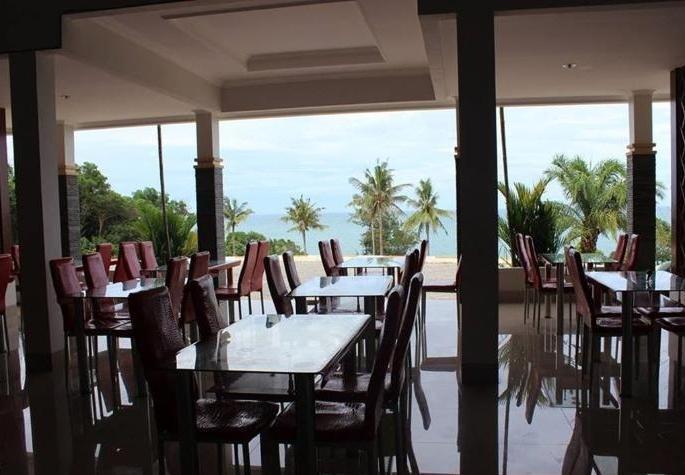 Pesona Bay Sea View Hotel Bangka - Restaurant