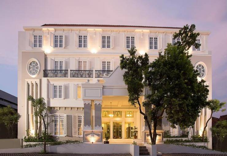 Hotel Indies Heritage Prawirotaman - Eksterior