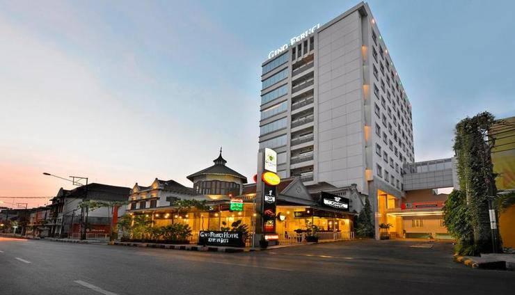 Gino Feruci Kebon Jati by KAGUM Hotels Kebon Jati - Appearance