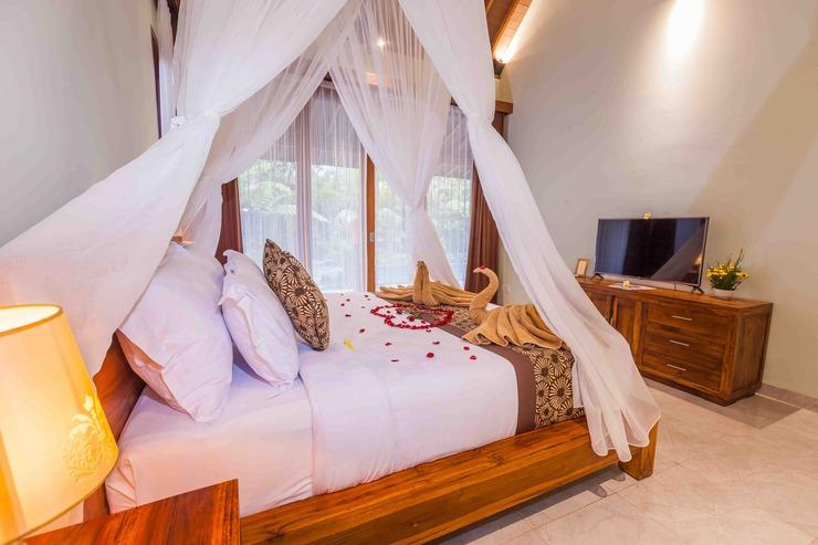 Sweet Ginger Villa Bali - Guest room