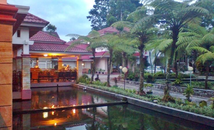 Wisma Pangeran Padang Panjang - Tampilan Luar Wisma