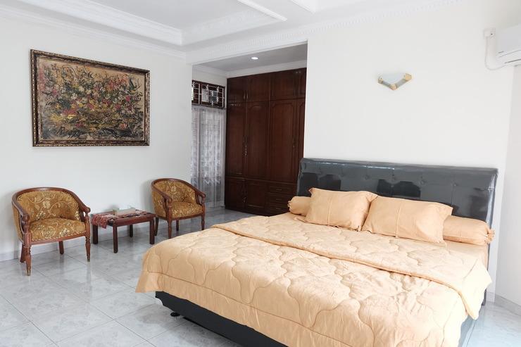 Candrakirana Guest House Yogyakarta - Bedroom 1