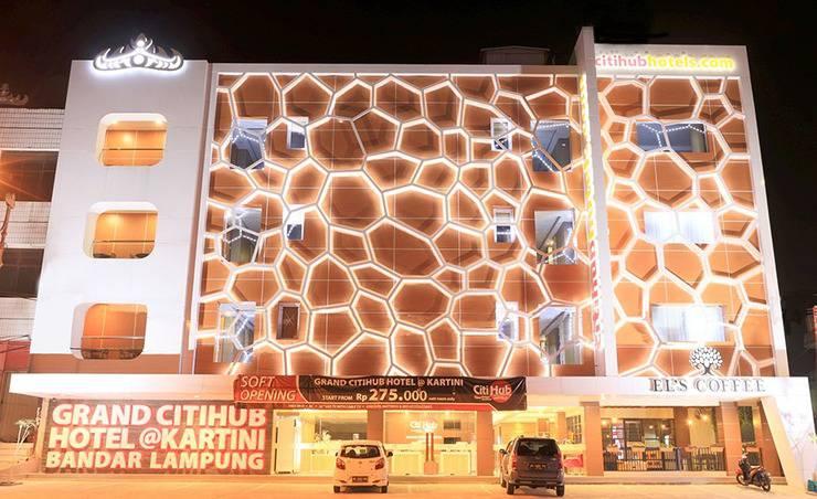 Grand Citihub Hotel @ Kartini Lampung - Facade