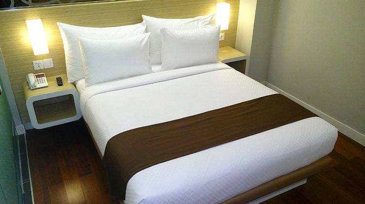Grand Citihub Hotel @ Kartini Lampung - Nano Deluxe