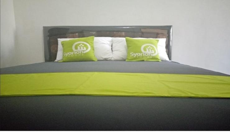 Kopi 11 Homestay Syariah Malang - Bedroom