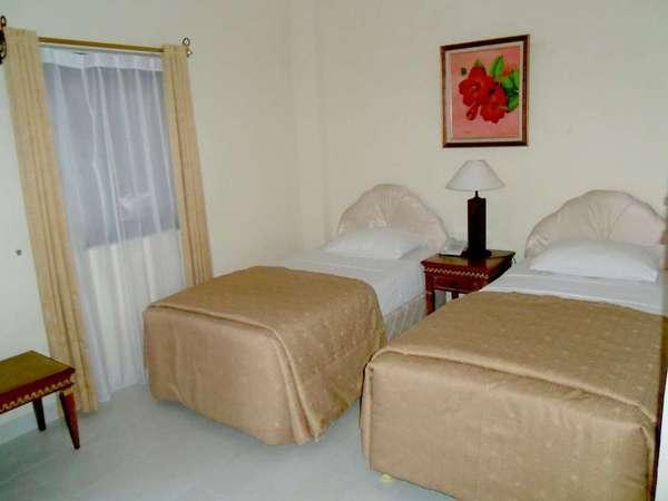 Resort Prima Candidasa Bali - twin bed
