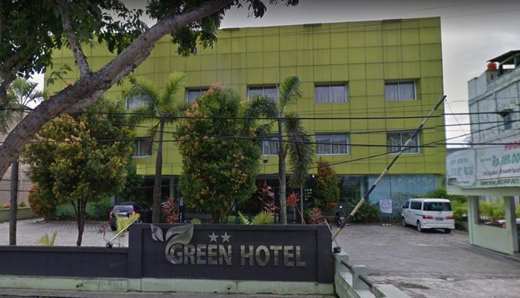 Green Hotel Pekanbaru Pekanbaru - Exterior