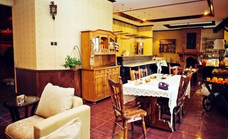 Sandalwood Boutique Hotel Bandung - Interior