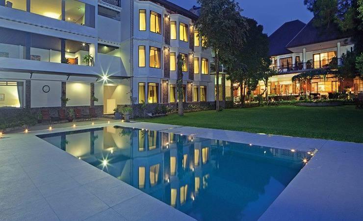 Sandalwood Boutique Hotel Bandung - Kolam Renang