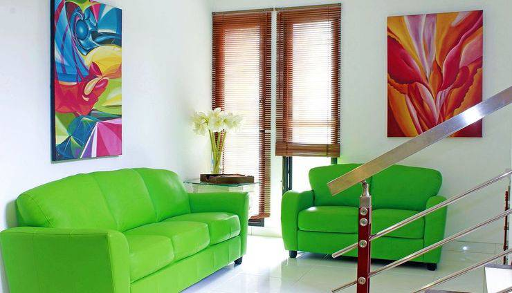 ZEN Rooms Setiabudi 15 Jakarta - Area tempat duduk