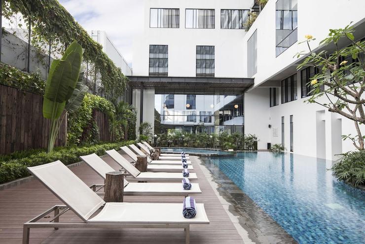 GAIA Cosmo Hotel Jogja - Outdoor Pool
