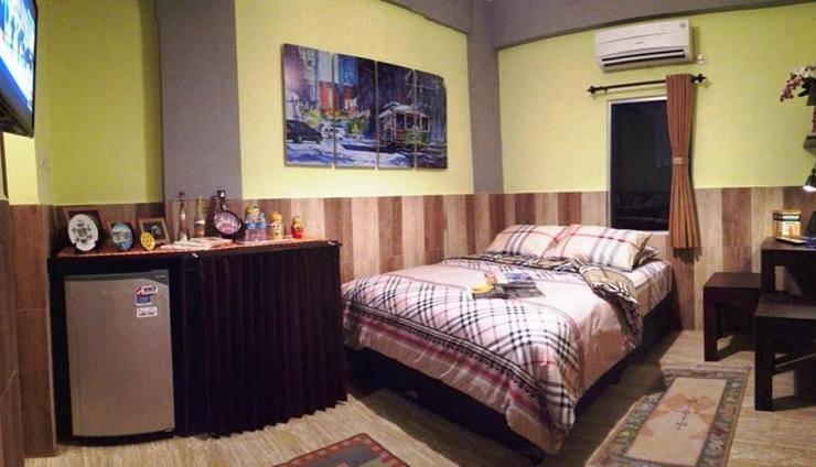 Oasis Studio Hotel Satu Yogyakarta Yogyakarta - Room