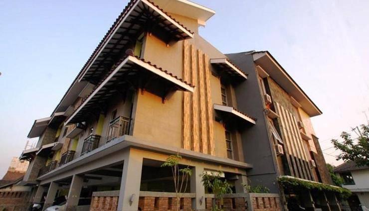 Oasis Studio Hotel Satu Yogyakarta Yogyakarta - Exterior