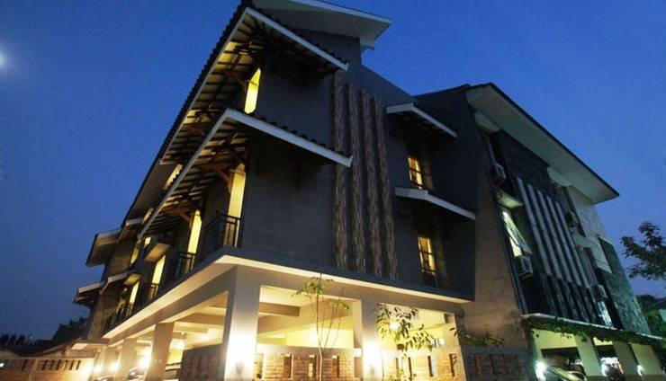Oasis Studio Hotel Satu Yogyakarta Yogyakarta - The Hotel