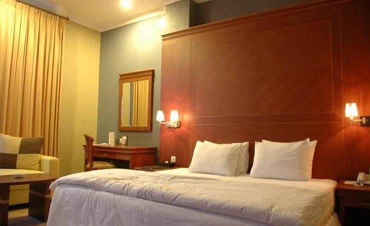 Gold Inn Hotel Sampit - Kamar