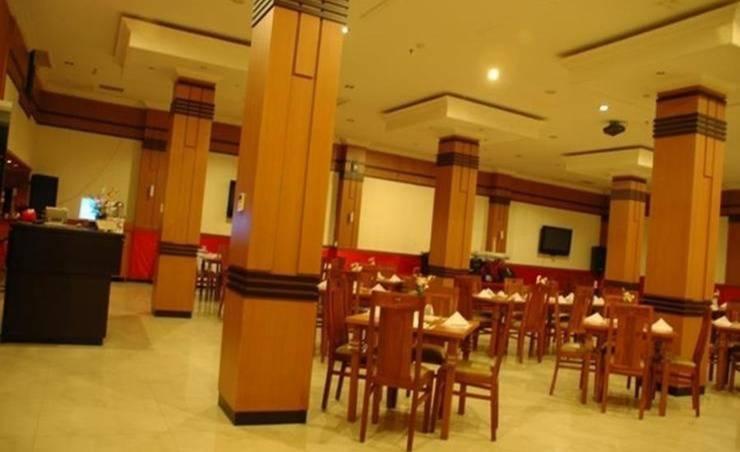 Gold Inn Hotel Sampit - Restoran