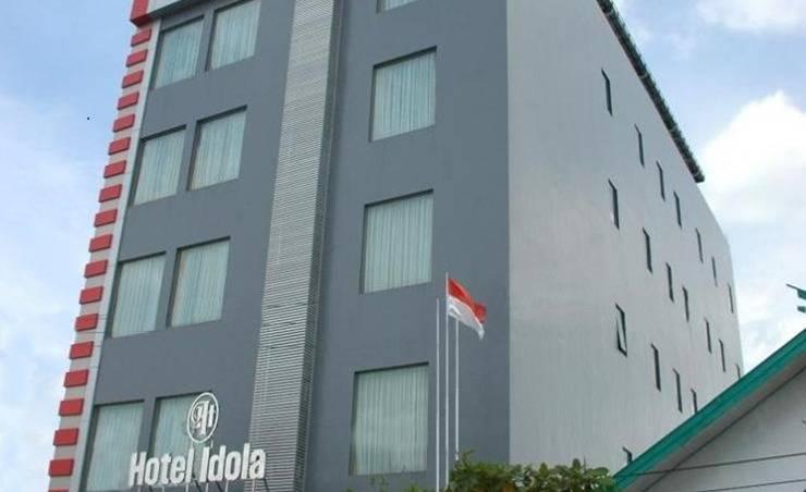 Gold Inn Hotel Kotawaringin Timur - Eksterior