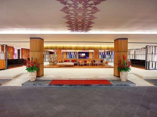 Grand Inna Bali - Lobi
